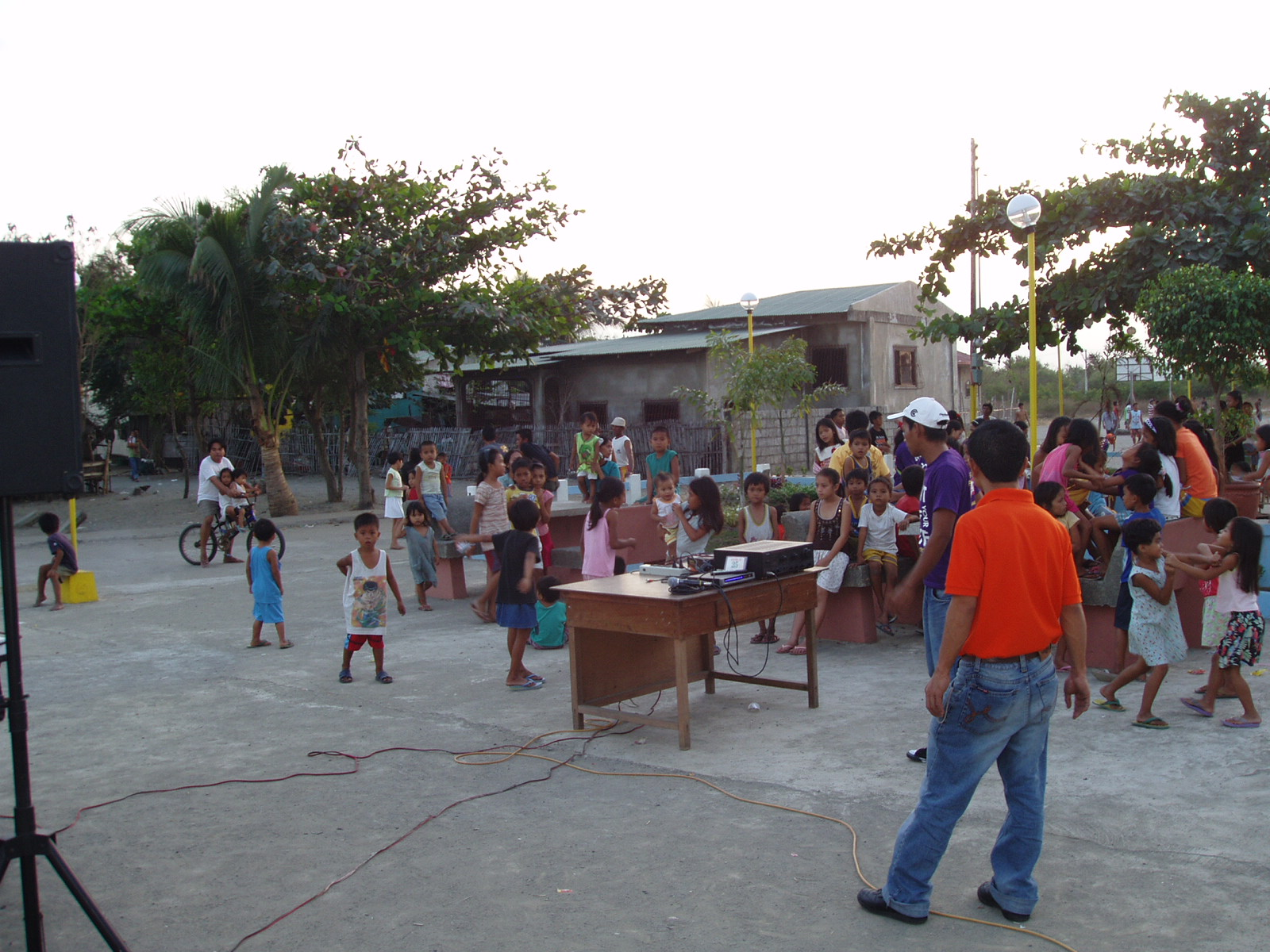 Open Air Evangelism